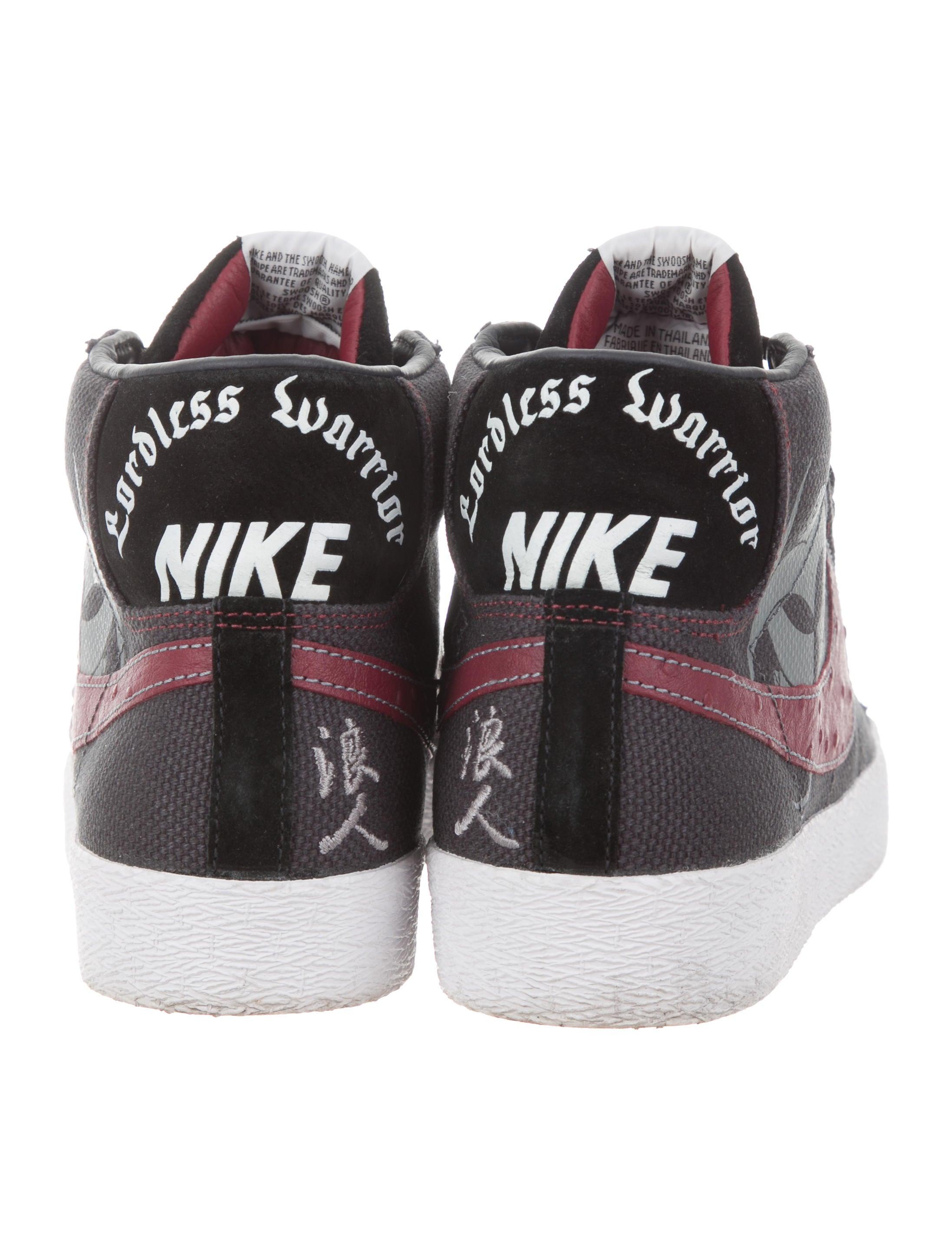 Nike SB Blazer 'Shogo Lordless Warrior