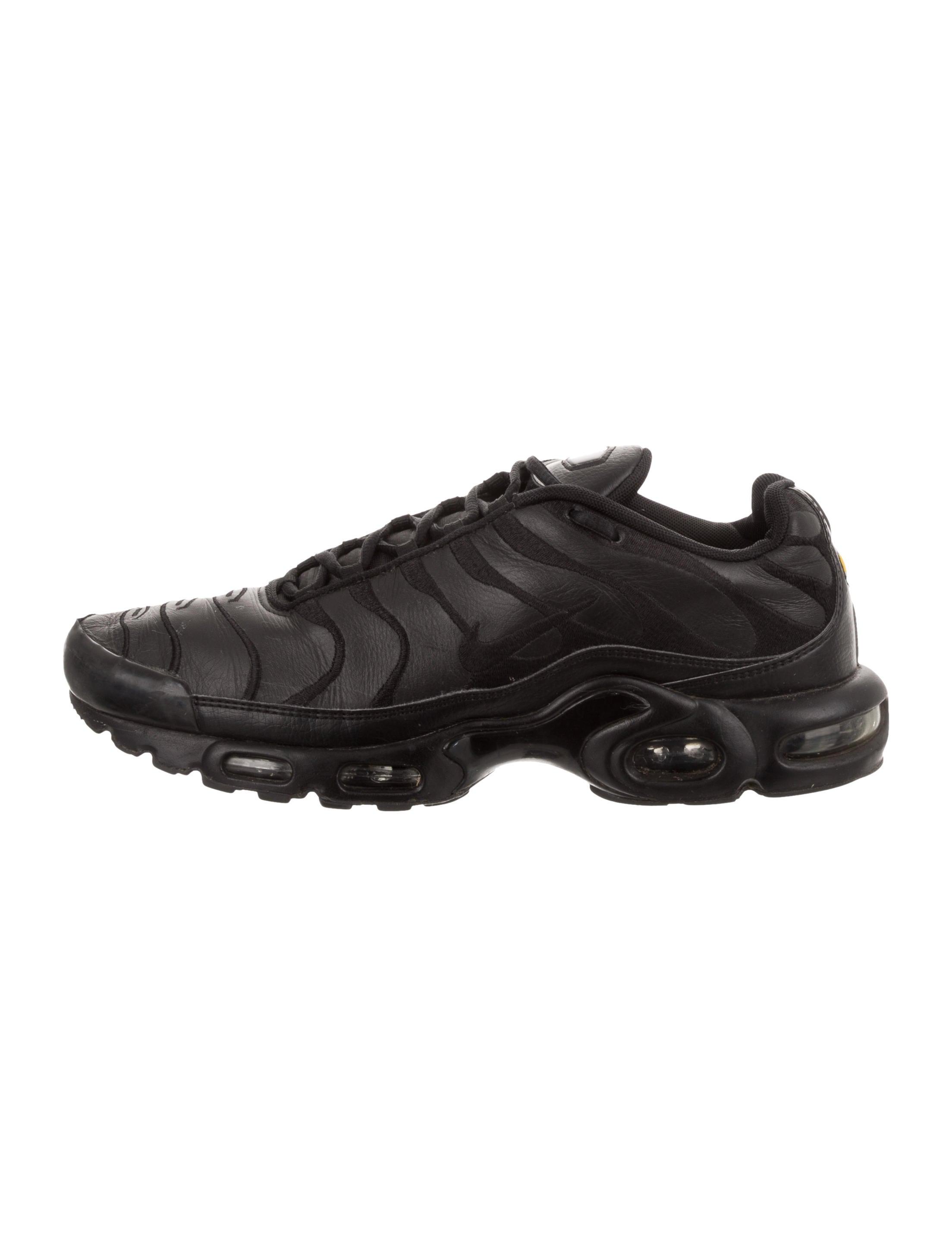 Nike 2019 Air Max Plus TN 'Triple Black' Sneakers - Shoes ...