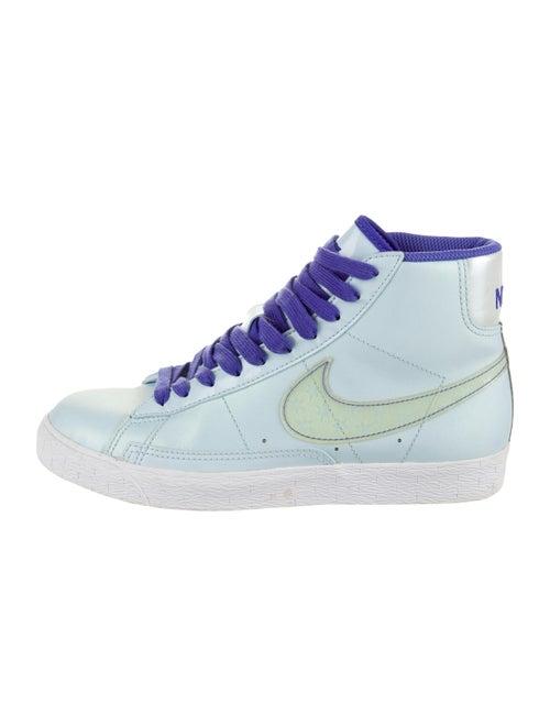Nike Blazer Leather Sneakers indigo