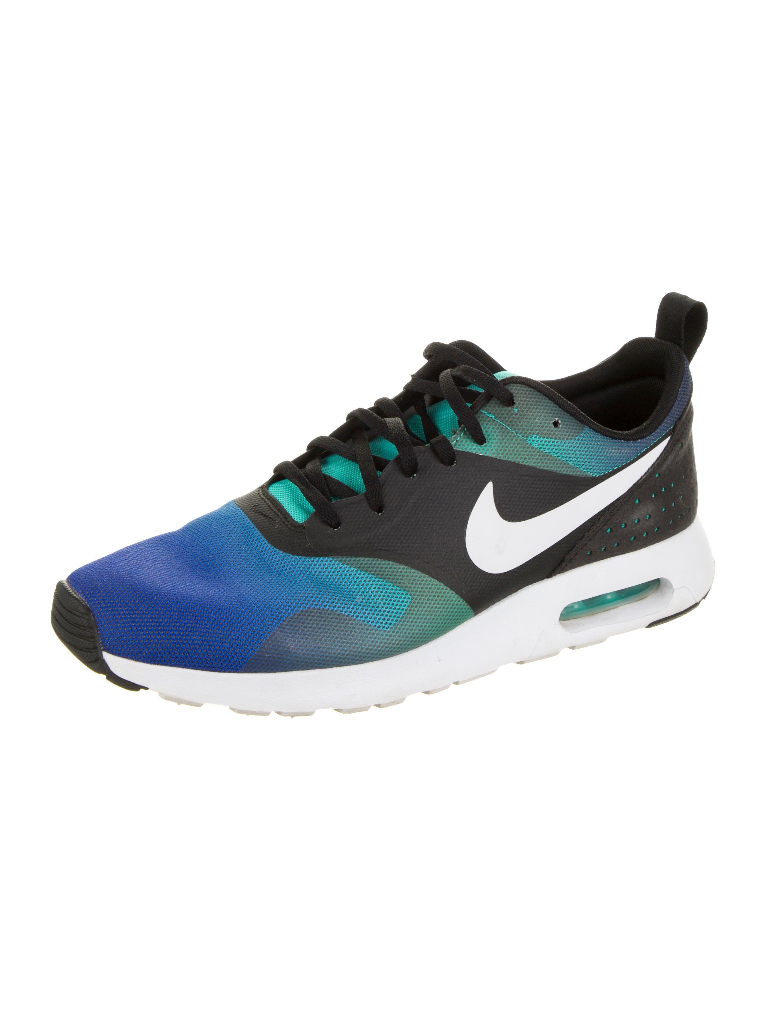 Nike Air Max Tavas Print Blue Gradient