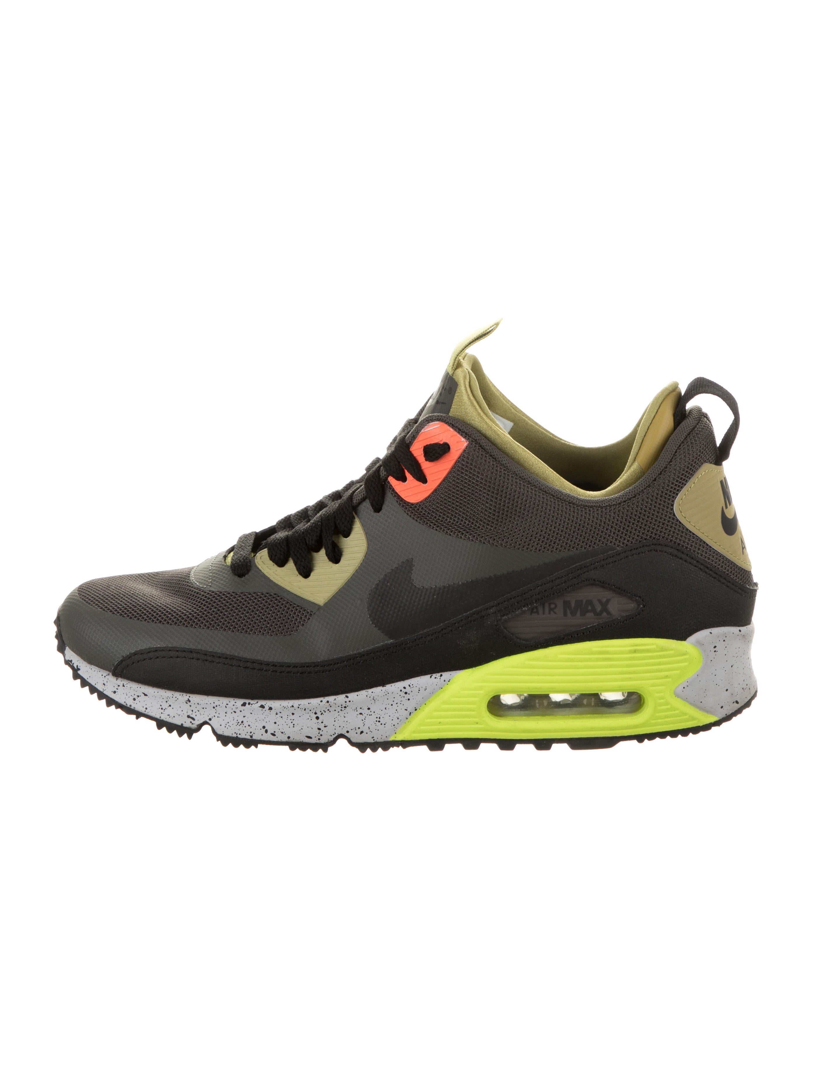 Nike Air Max 90 Sneakerboot NS Newsprint Sneakers Shoes
