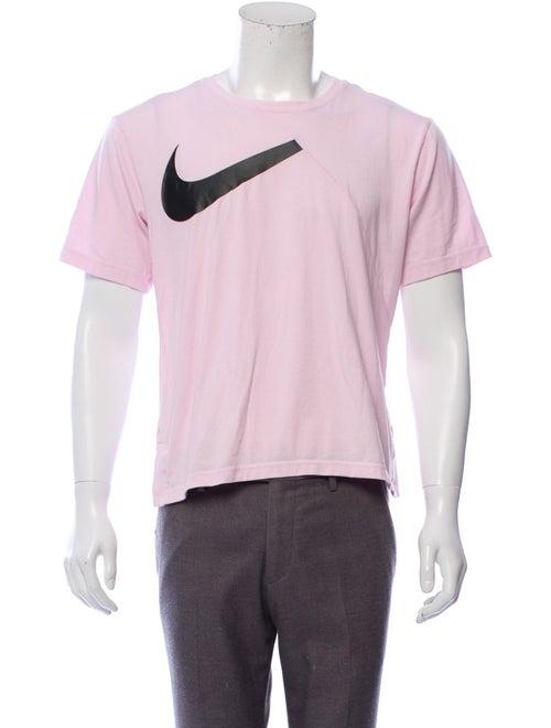 Nike Signature Swoosh T-Shirt pink