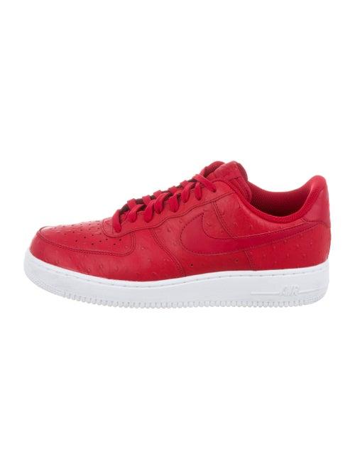 Nike Air Force 1 Low Sneakers red