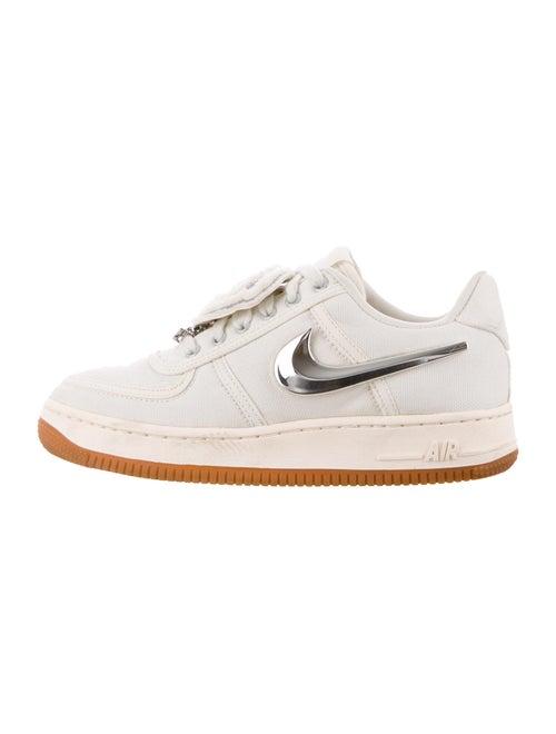 Nike x Travis Scott Air Force 1 chrome