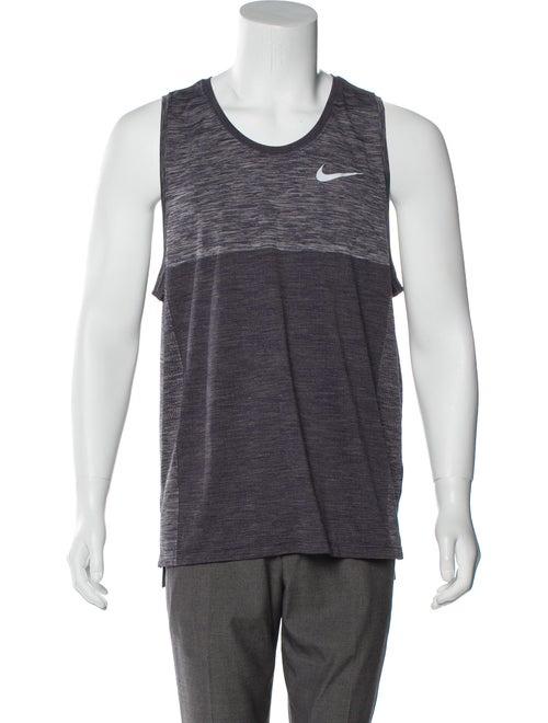 Nike Knit Tank Top blue