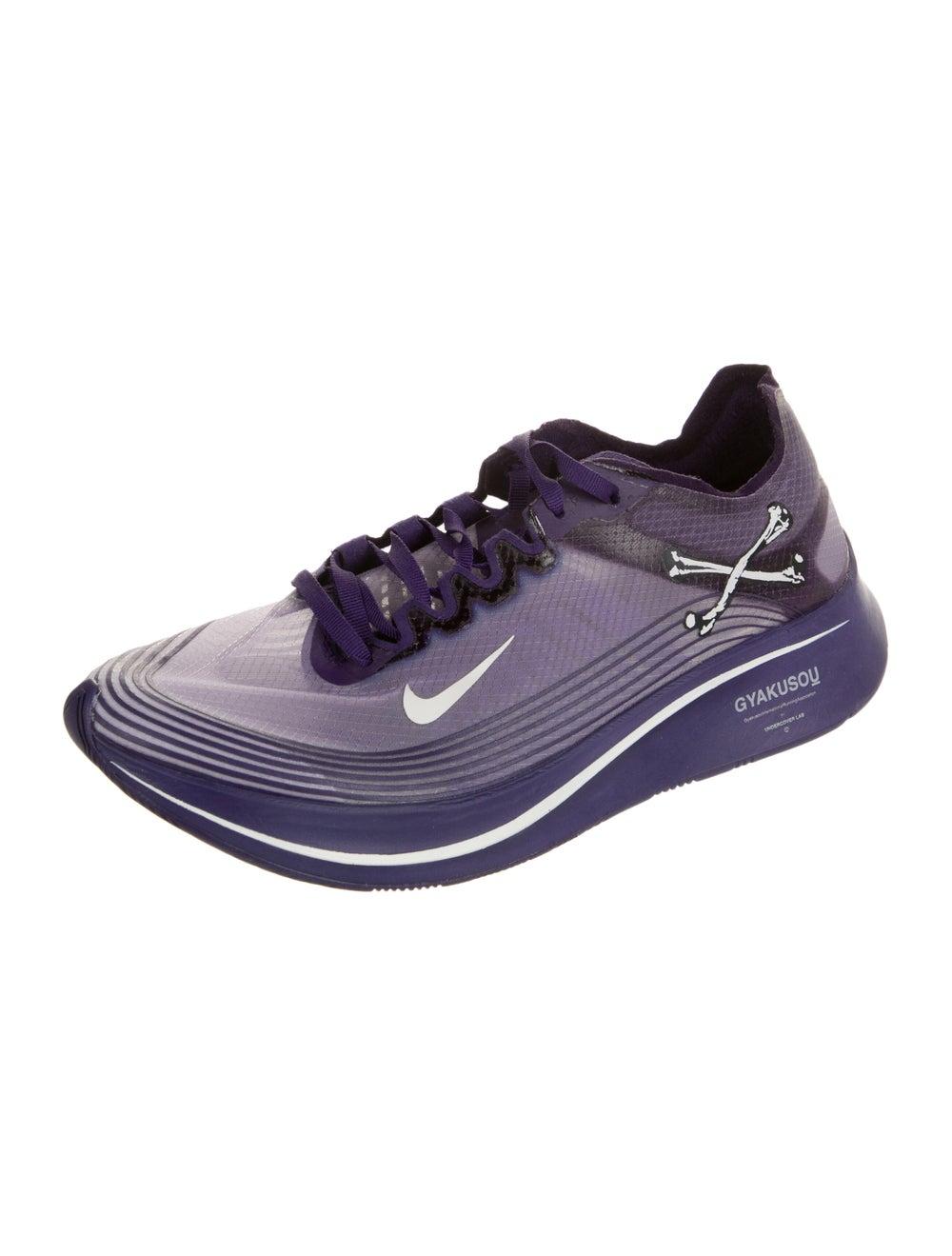 Nike Zoom Fly Undercover Gyakusou Ink Sneakers in… - image 2