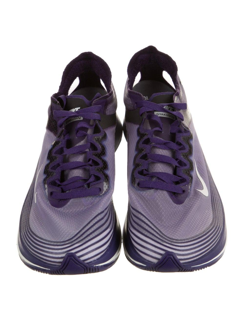 Nike Zoom Fly Undercover Gyakusou Ink Sneakers in… - image 3