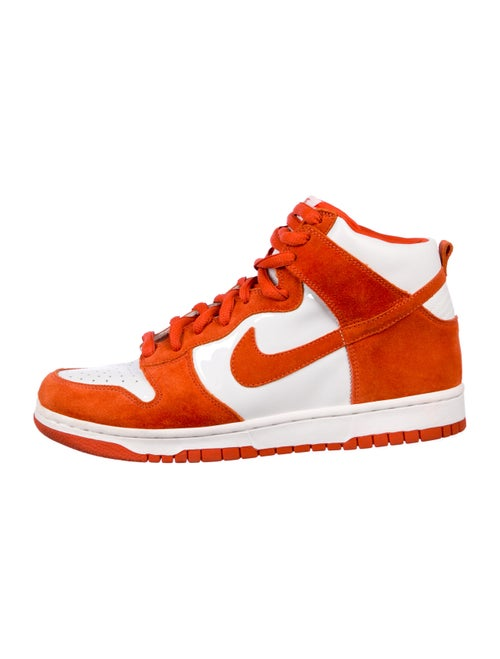 Nike Dunk Pro SB Syracuse Sneakers orange