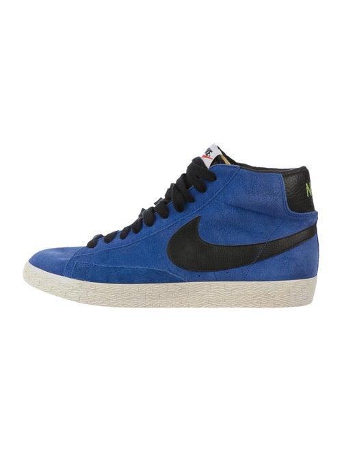 Nike Blazer Mid Sneakers Blue