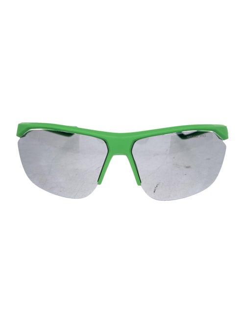 Nike Tailwind Sunglasses green