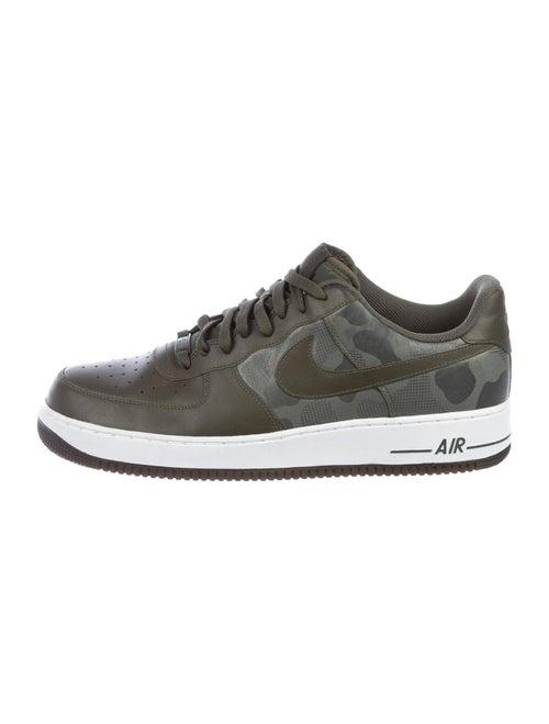 Nike Air Force 1 Camo Sneakers Green