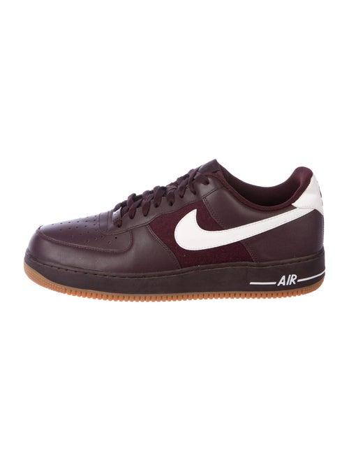 Nike Air Force 1 Sneakers Purple