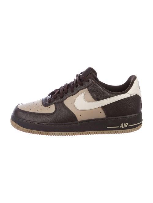 Nike Air Force 1 Sneakers Brown