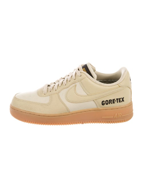 Nike Air Force 1 Low Gold Sneakers Gold