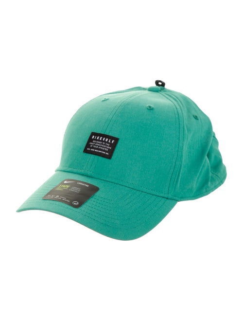 Nike Woven Baseball Cap Green