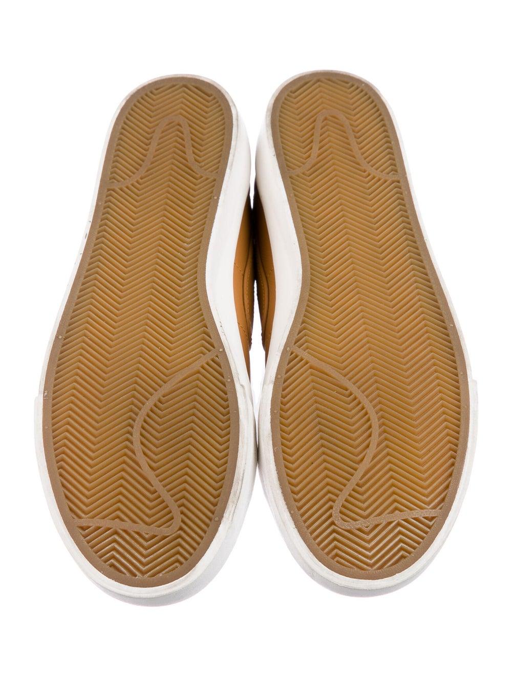 Nike Blazer Sneakers Brown - image 5