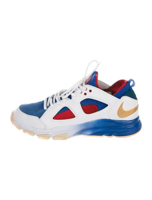 Nike Zoom Huarache TR Manny Pacquiao Sneakers Whit