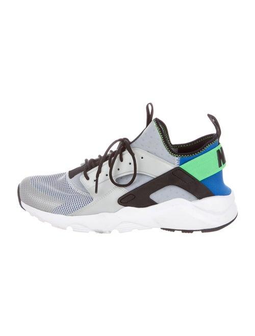 Nike Air Huarache Run Ultra Athletic Sneakers Grey