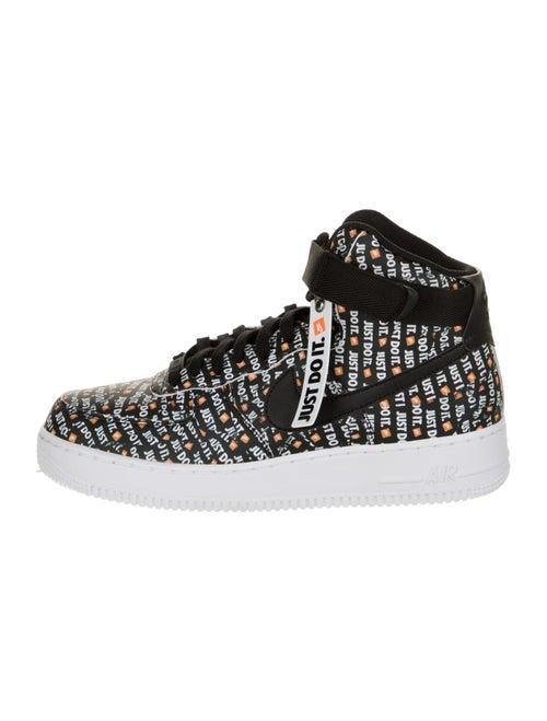 Nike Air Force 1 Sneakers w/ Tags Black