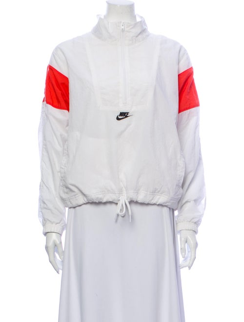 Nike Performance Jacket White - image 1