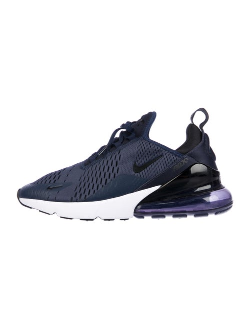 Nike Air Max 270 Athletic Sneakers Blue