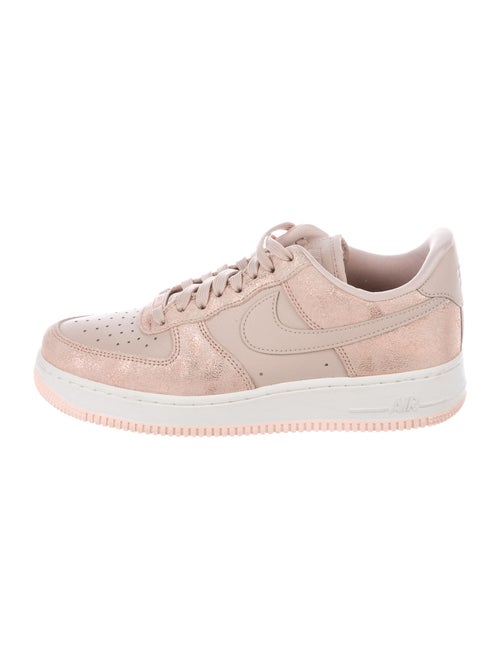 Nike Nike Air Force 1 Sneakers Metallic - image 1