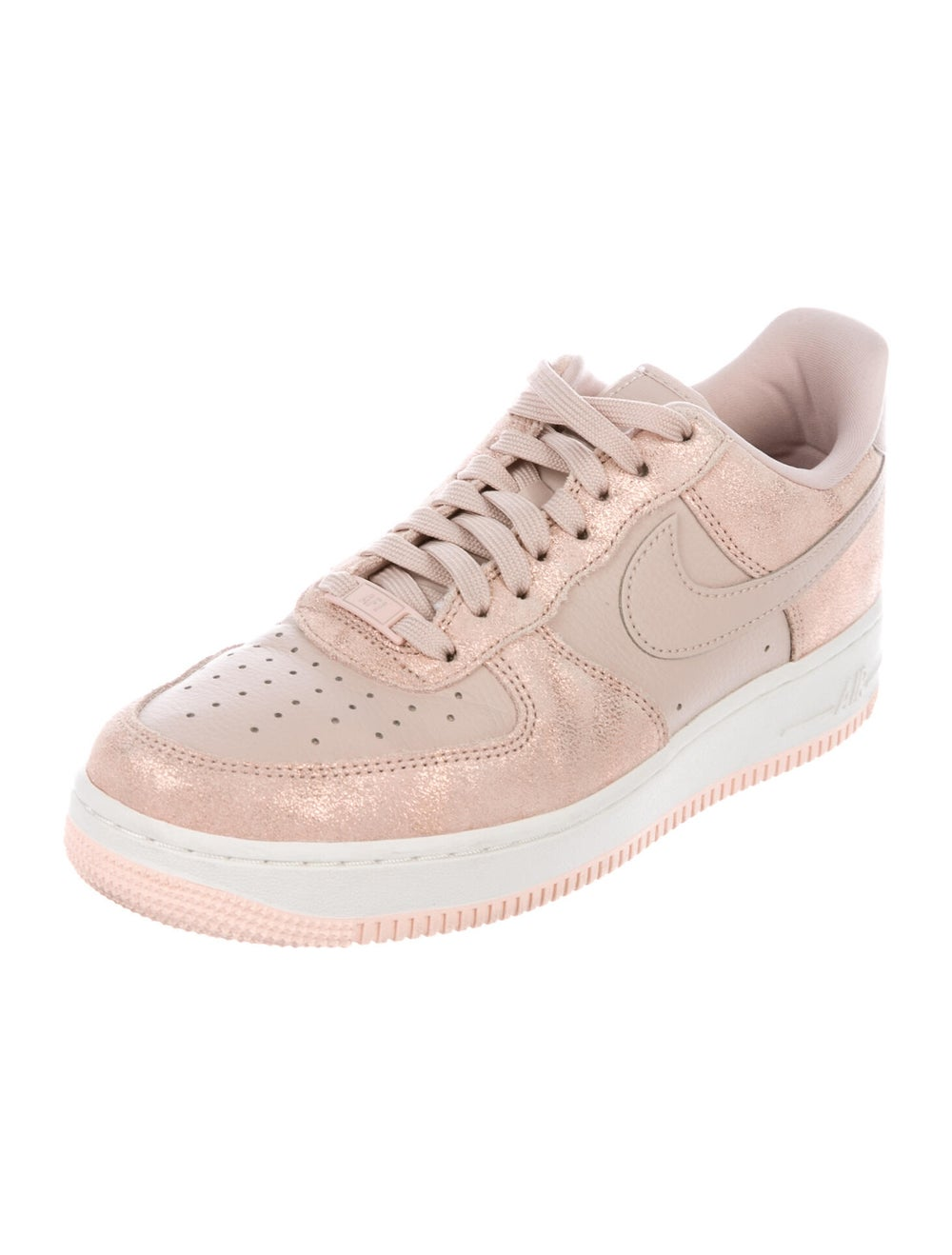 Nike Nike Air Force 1 Sneakers Metallic - image 2