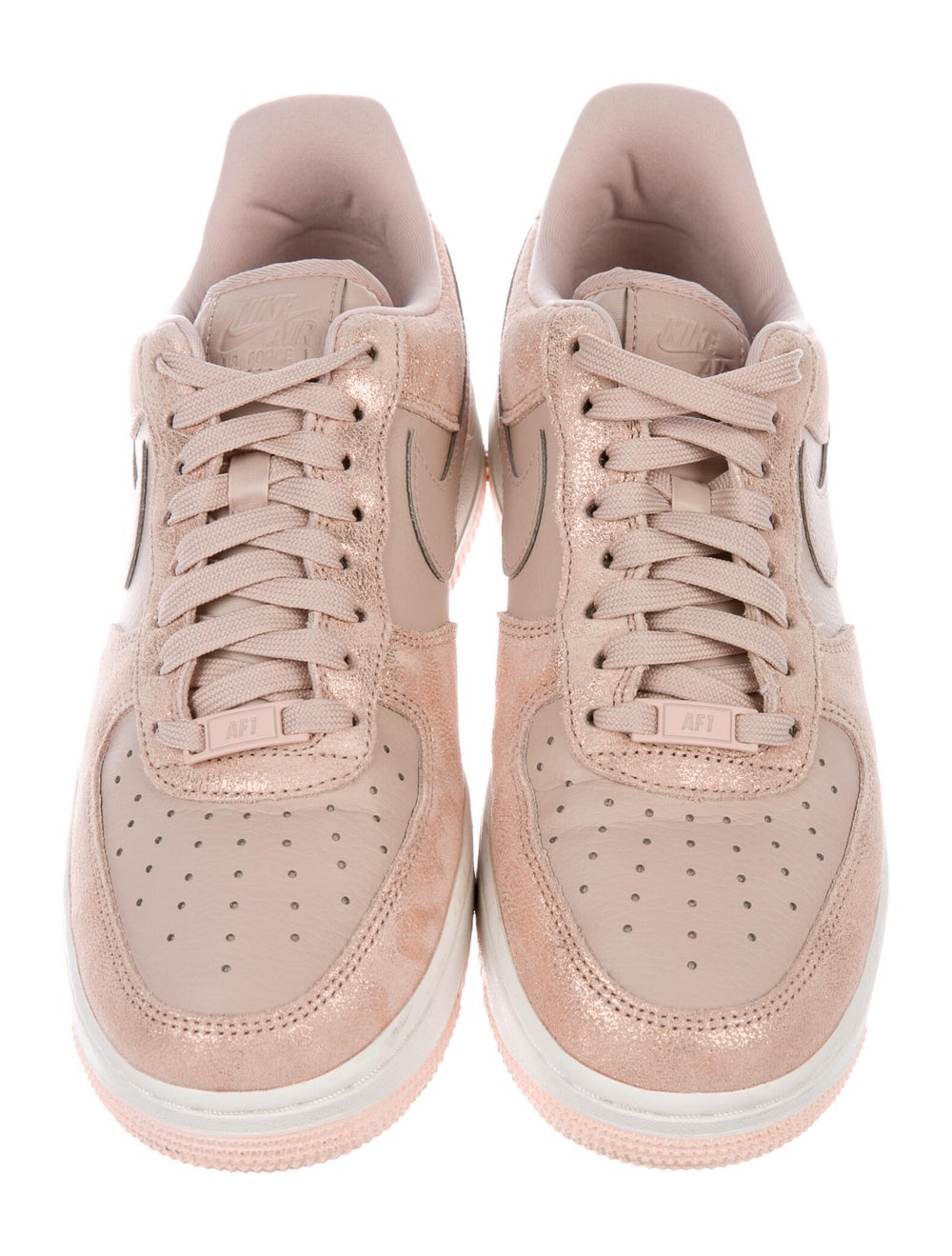 Nike Nike Air Force 1 Sneakers Metallic - image 3