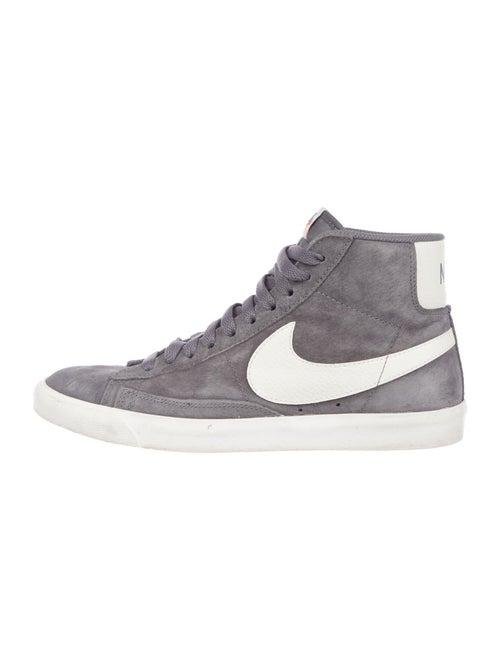 Nike Blazer Gunsmoke Sneakers Grey