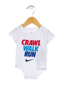 Nike Infants' Printed Short Sleeve All-In-One w/ Tags