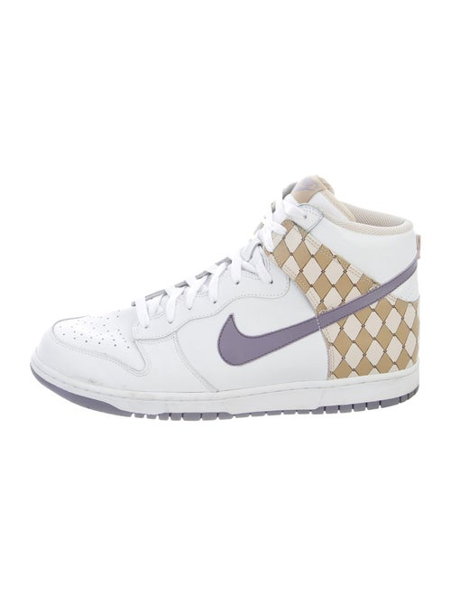 Nike Dunk High Sneakers white