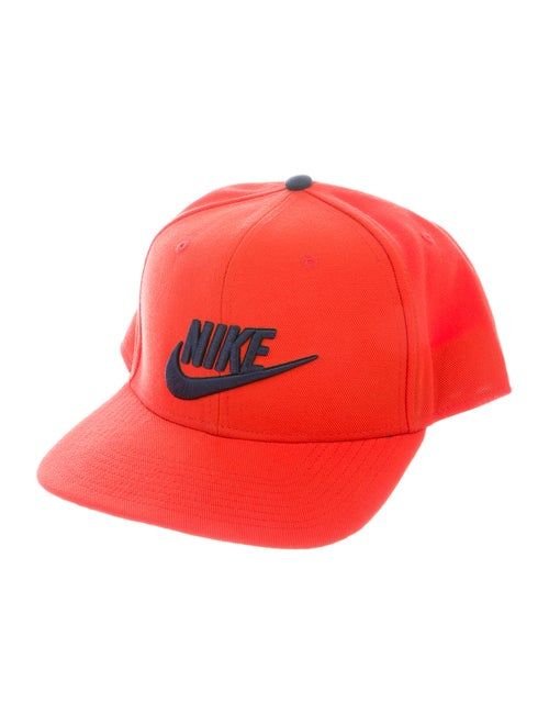 Nike Pro Futura Snapback Hat red