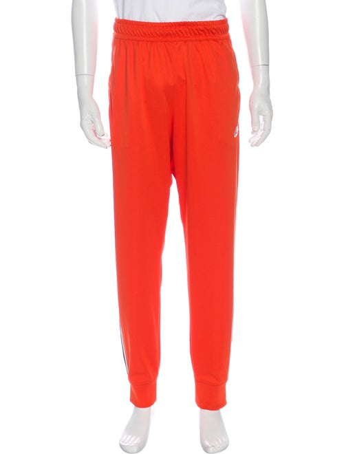 Nike Joggers Orange