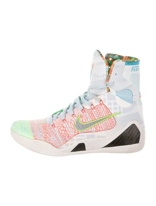 Nike Kobe 9 Elite What the Kobe Sneakers White