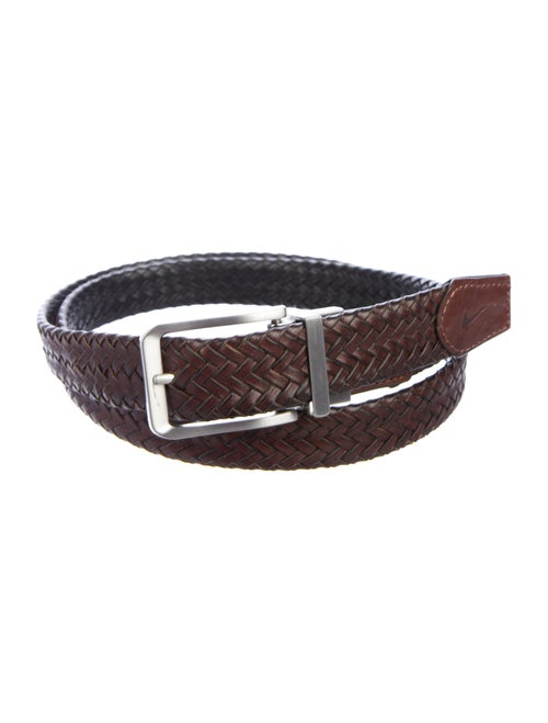 Nike Leather Belt Brown