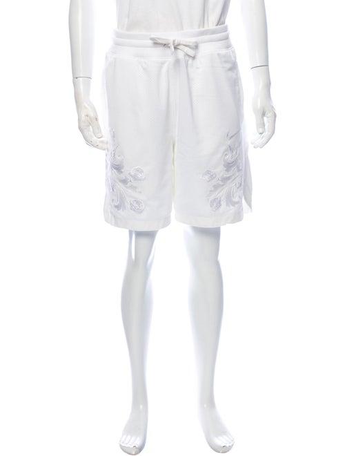 Nike Cargo Shorts White
