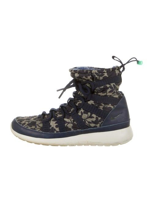 Nike Roshe One Hi Liberty QS Obsidian Sneakers Blu