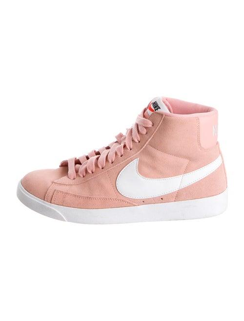 Nike Blazer Mid Vintage Sneakers Pink