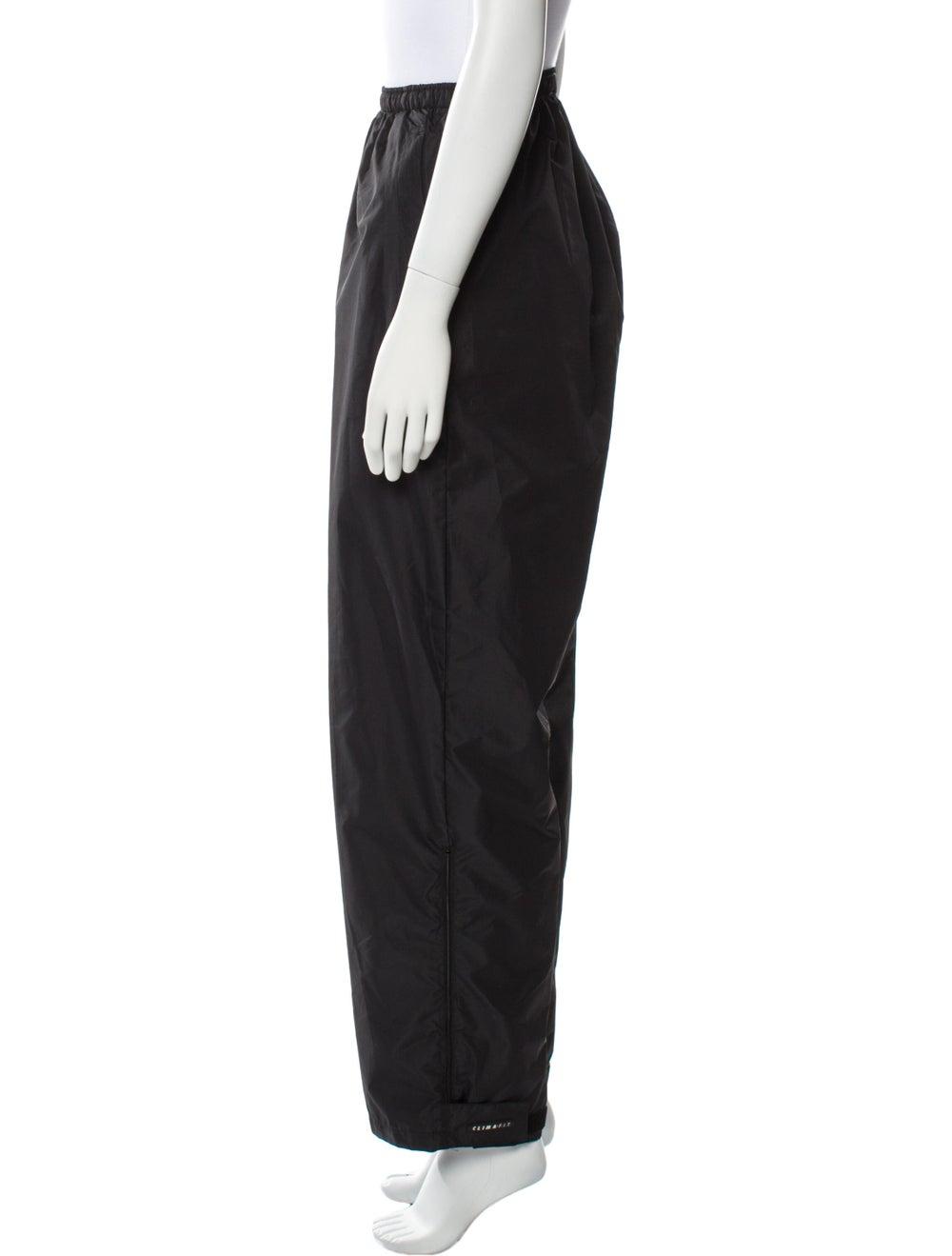 Nike Wide Leg Pants Black - image 2