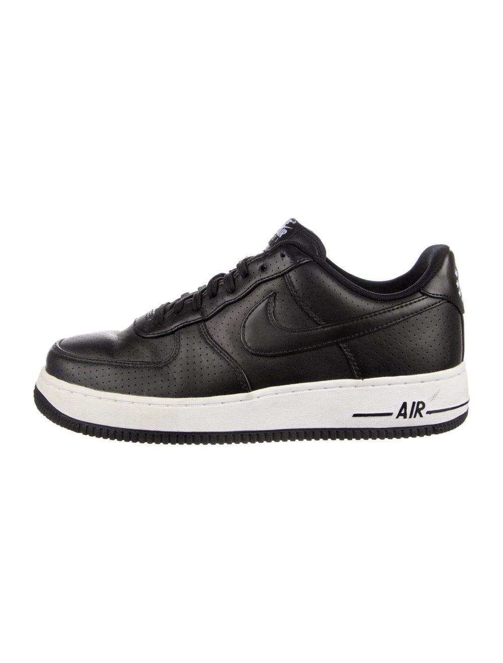 Nike Air Force 1 Low Premium Sneakers Black - image 1