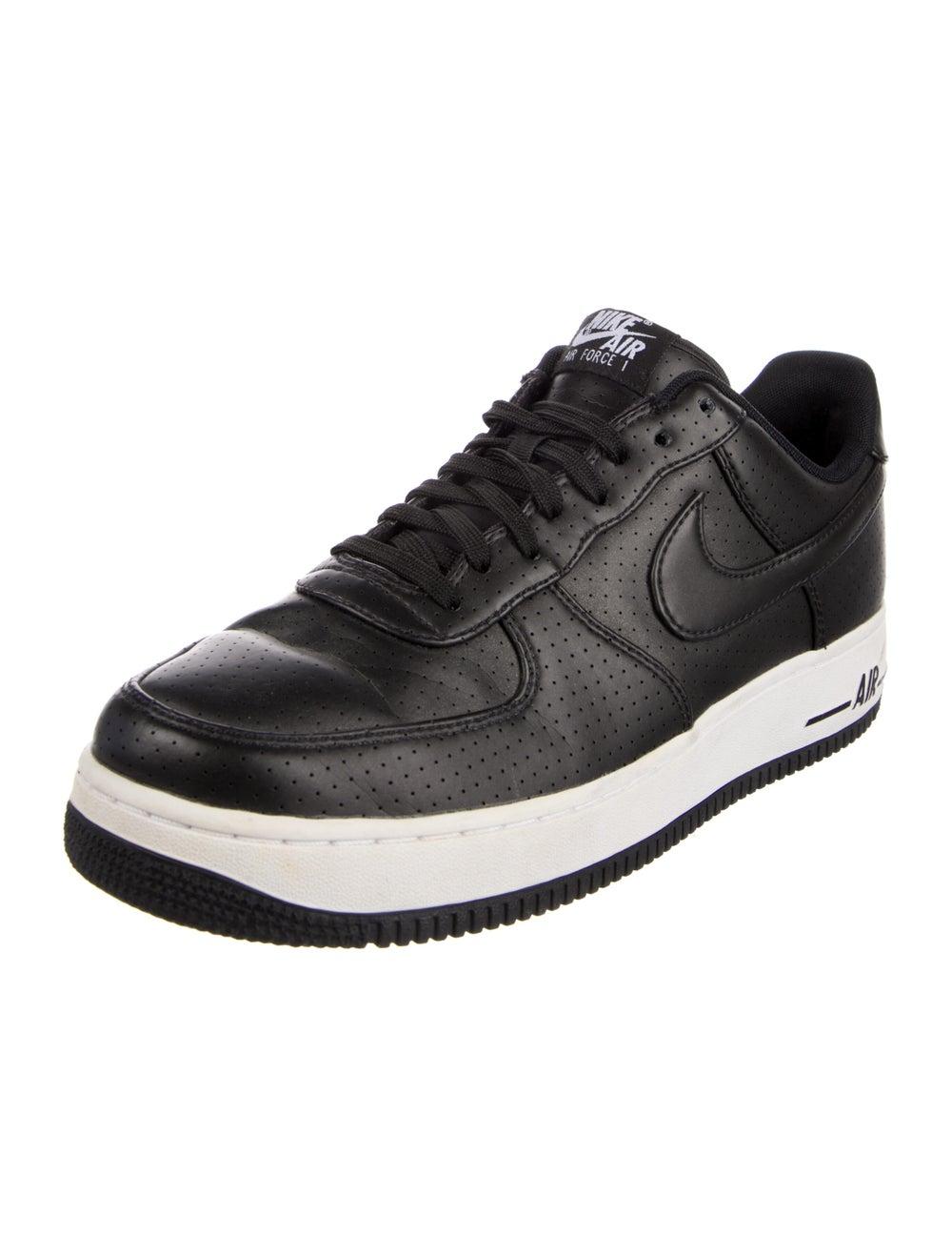 Nike Air Force 1 Low Premium Sneakers Black - image 2