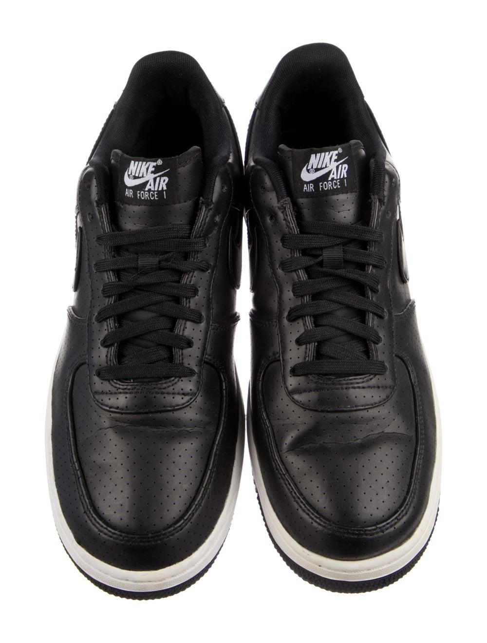 Nike Air Force 1 Low Premium Sneakers Black - image 3
