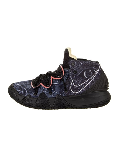 """Nike Kybrid S2 """"What The"""" Sneakers Black"""