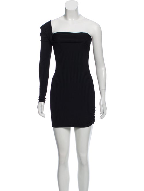 ee323c6896f93 Baja East One-Shoulder Mini Dress - Clothing - WUA20948 | The RealReal