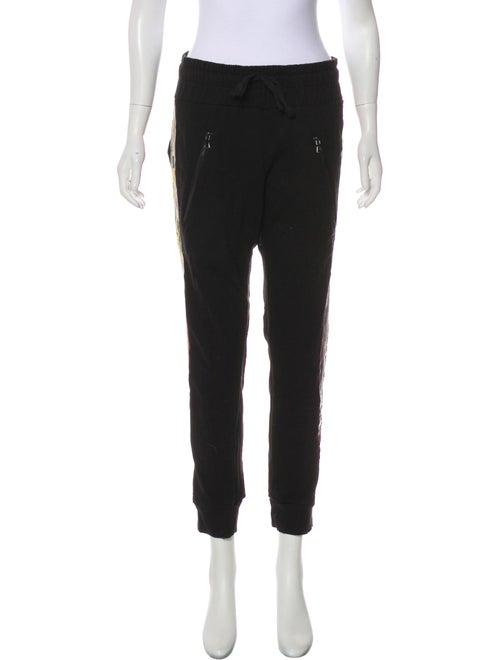 Baja East Sweatpants Black