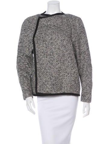 Ulla Johnson Wool Tweed Jacket