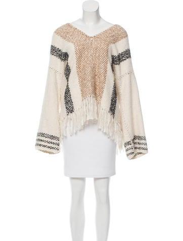 Ulla Johnson Isolda Bouclé Sweater None