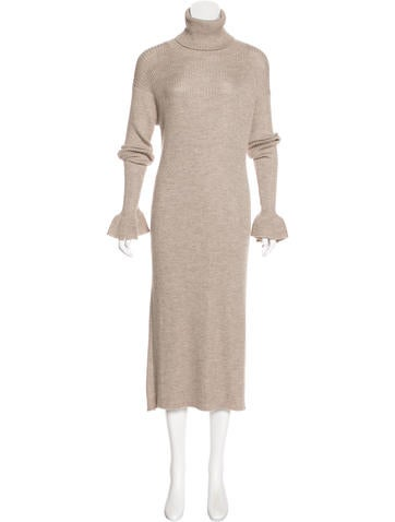 Ulla Johnson Alpaca Maxi Dress w/ Tags None