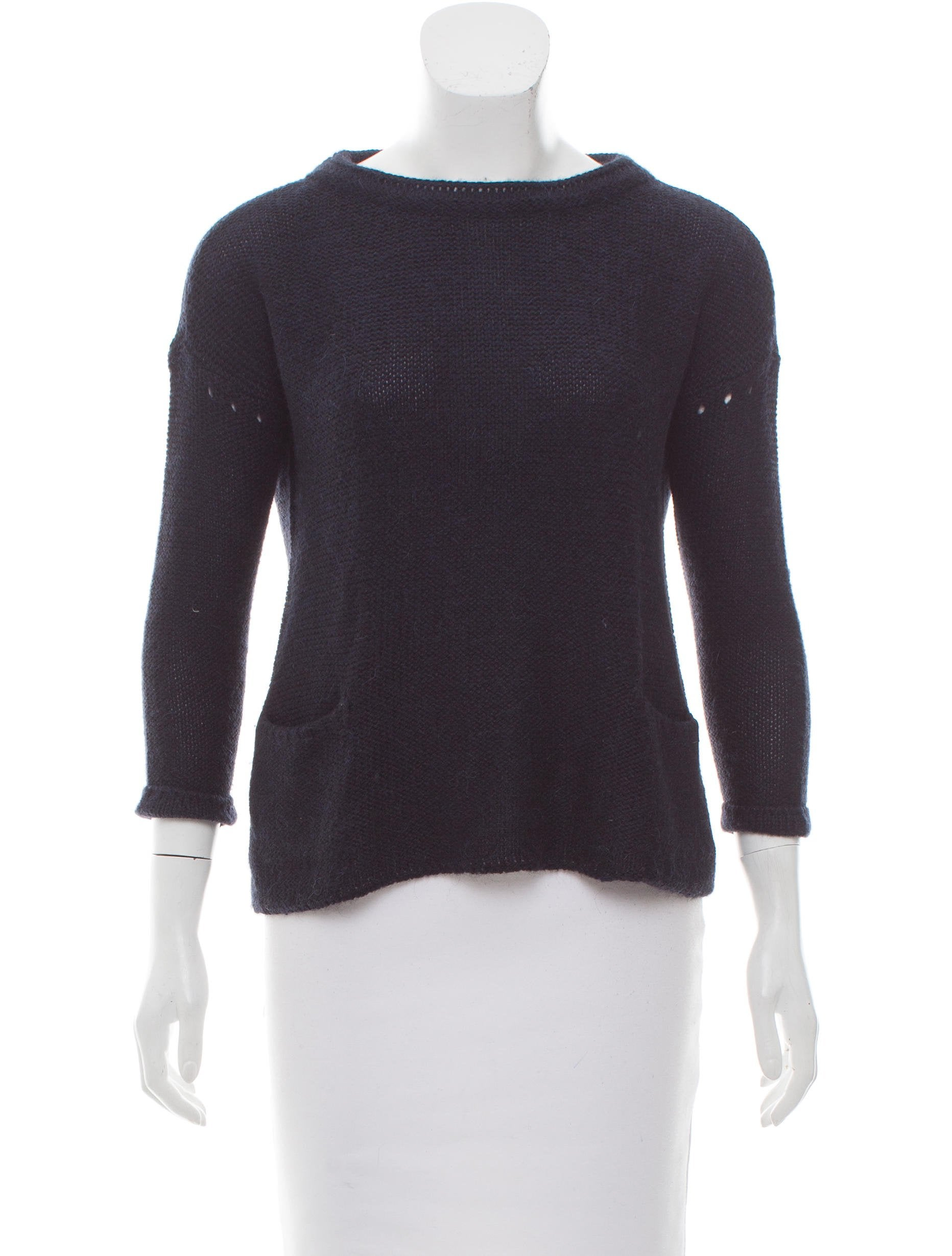 Free Shipping Discount Outlet Shop For Ulla Johnson Bateau Neck Sweater z81Dk