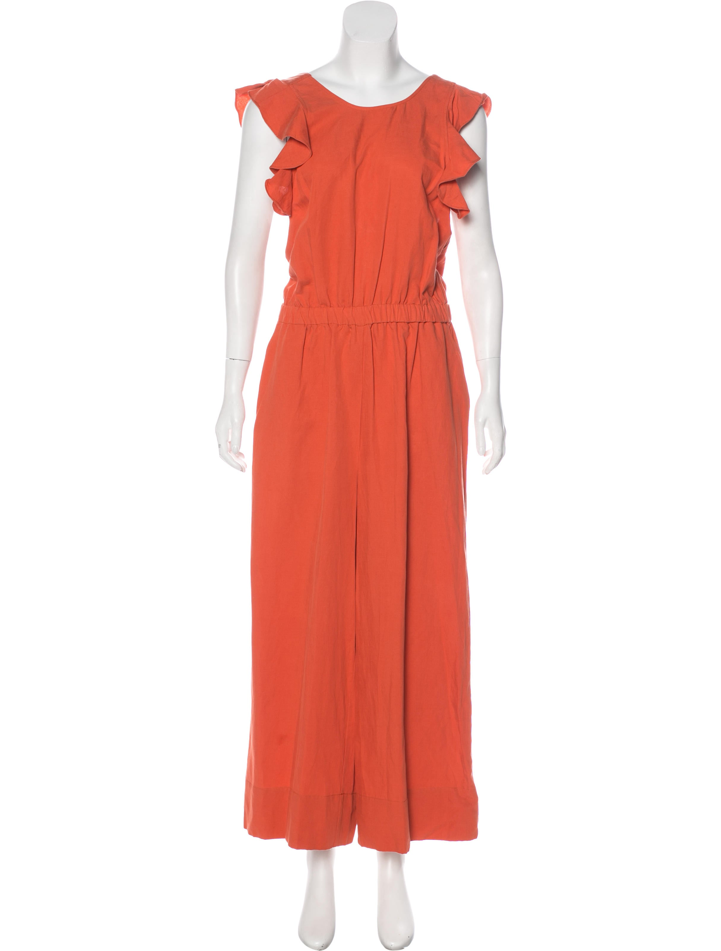 d306a8a36a2d Ulla Johnson 2017 Viola Jumpsuit w  Tags - Clothing - WUL25838